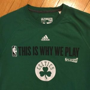 Men's Adidas Boston Celtics t-shirt